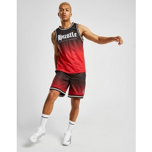 Men's Supply & Demand Pulse Shorts Red On Sale